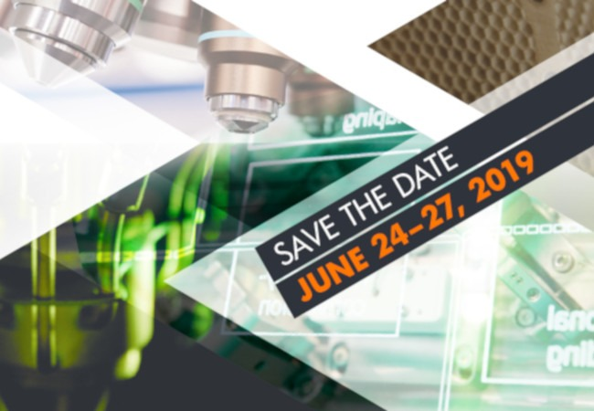 Laser World of Photonics June 2019