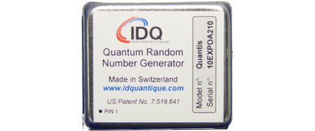Gaming & Lotteries solutions from ID Quantique