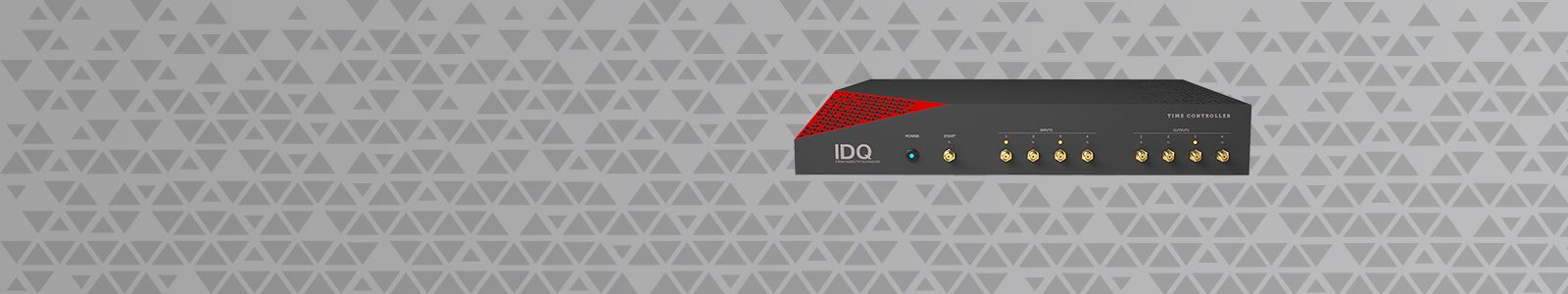 ID900 website banner
